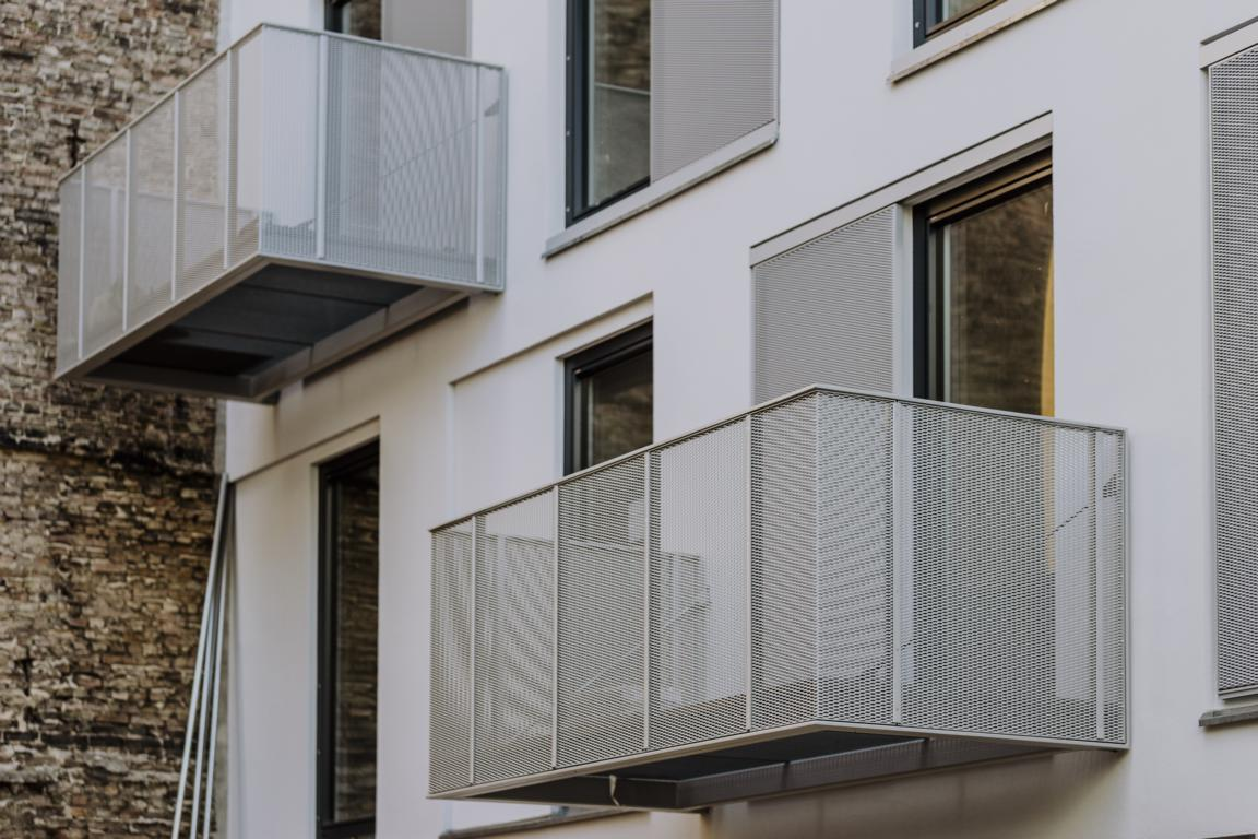 Stilvolle Fassadengestaltung