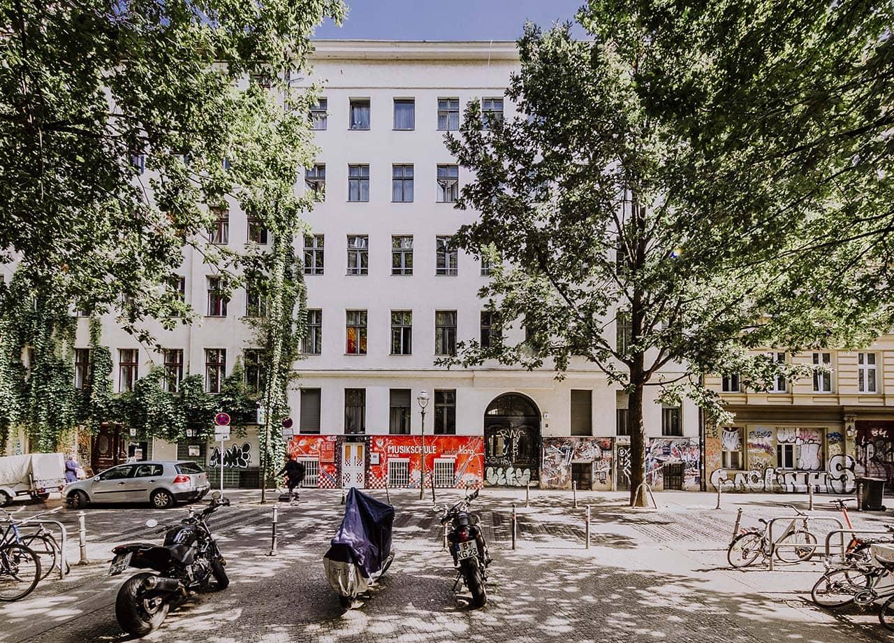 Immobilie in Berlin Friedenau (Schöneberg)