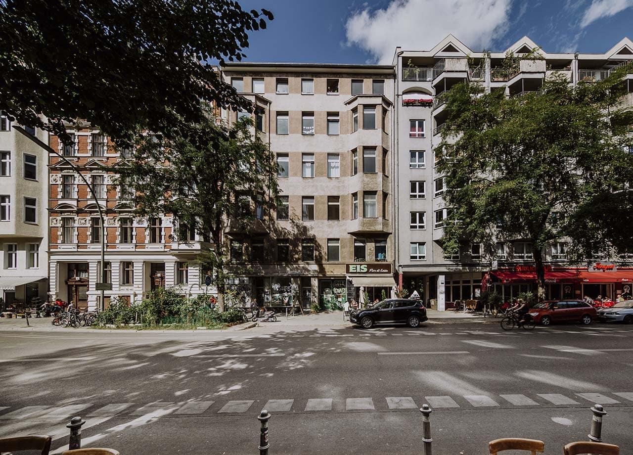 Immobilienprojekt in Kreuzberg am Viktoriapark