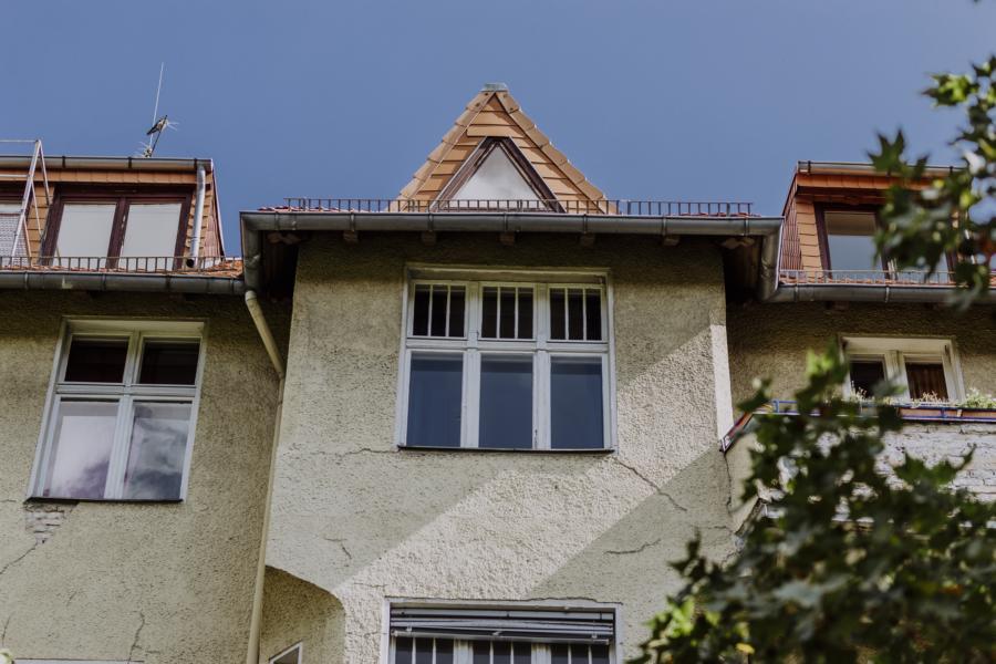 26 Wohneinheiten beherbergt die Immobilie in Friedenau