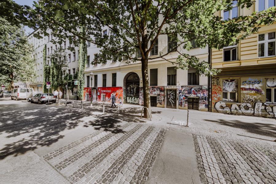 Rund um das Immobilienprojekt in der Falckensteinstraße