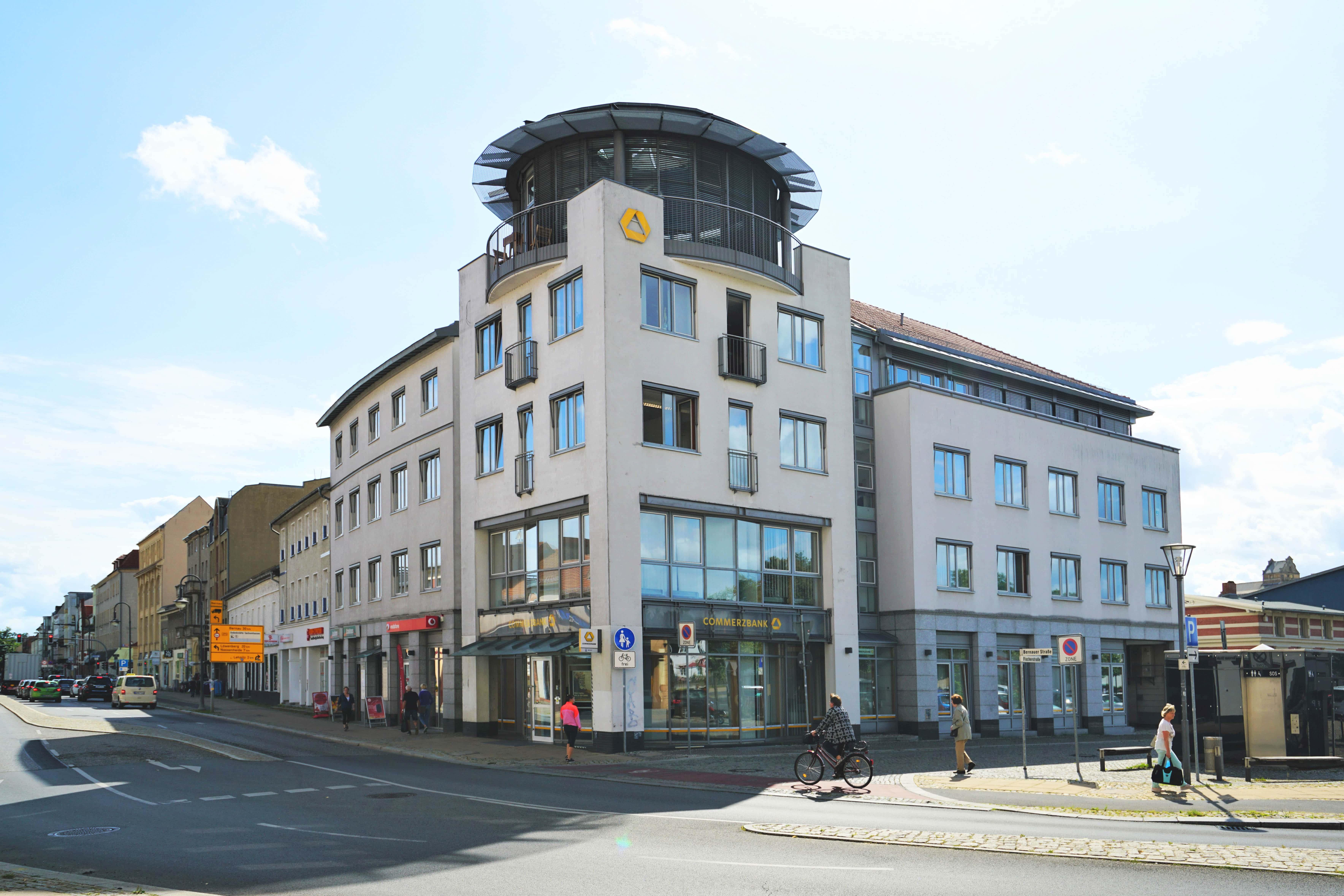 Bestandsimmobilie in der Bernauer Straße in Oranienburg